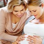 Обследование суррогатной матери