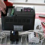 Особенности конструкции электронного частотного преобразователя